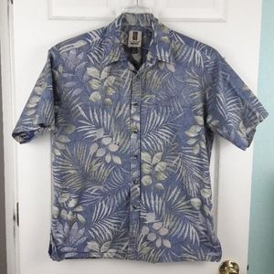 Men's Tori Richard Hawaiian Shirt Size Large